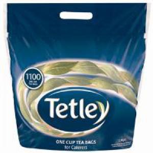 Tetley Caterers Tea Bags Box 1100