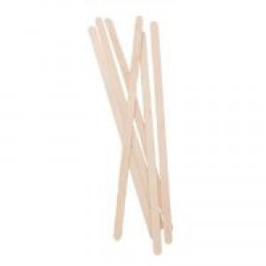 Drink Stirrers Wooden 5in Pack 1000 Code E02564