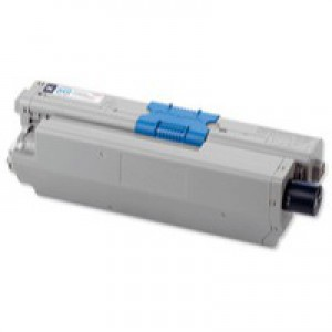Oki 510/530 Black Toner Cartridge High Capacity 5K Code 44469804