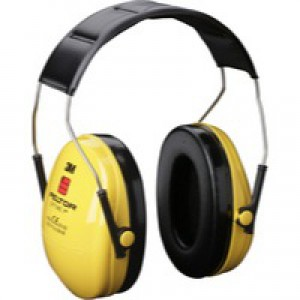 3M 1435 Optime I Headband Ear Muff Defenders Medium Noise Level Reduction 26dB Ref H510A-401-GU