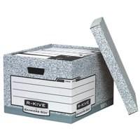 R-Kive System Large Storage Box W380xD430xH287mm Ref 01810-FF [Pack 10]