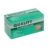 Quality Rubber Bands Assorted Sizes Ref  [Box 100g]