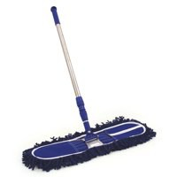 Charles Bentley Dustbuster Sweeper Snap Frame with Telescopic Handle 60cm Code SPC/DB60