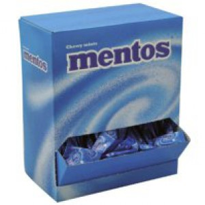 Mentos Mints Individually Wrapped Code A03664