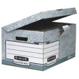 Fellowes R-Kive System Flip Top Storage Box 545x378x287mm Code 01815