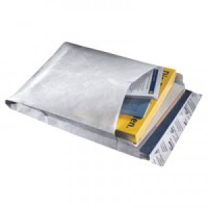 Tyvek Gusseted Envelopes Extra Capacity Strong C4 H324xW229xD38mm White Ref 755024P20 [Pack 20]