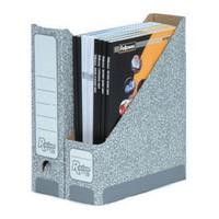 Fellowes R-Kive Magazine File Grey/White 01860