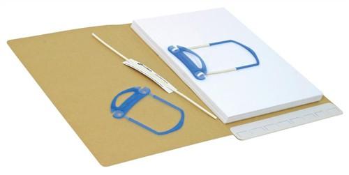 File Fastener Self Adhesive 3 Part [Pack 100]