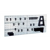 Tool Wall Panels x2 and 28 Super Clips