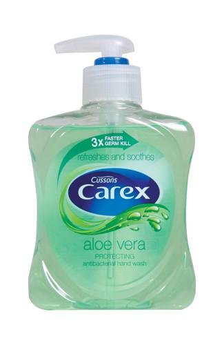 Carex Liquid Soap Handwash Aloe Vera 250ml Ref 339865