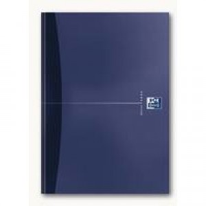 Oxford Office Notebook Casebound Hard Cover Ruled 192 Pages 90gsm A4 Assorted Code 100105005