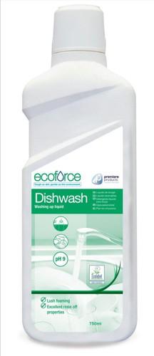 Ecoforce Washing Up Liquid 750ml Ref 11507