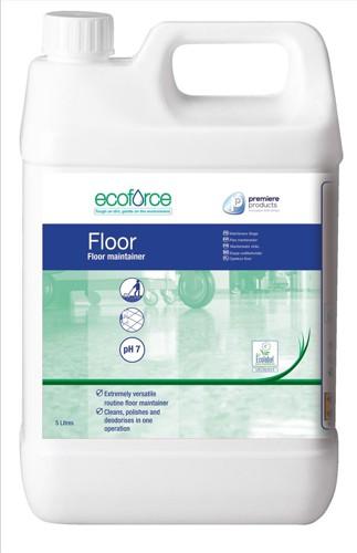 Ecoforce Floor Maintainer 5 Litre Code 11510