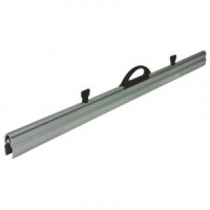 Arnos Hang-A-Plan General Front Load Binder Capacity 100 Sheets A0 W950mm Silver Ref D102A