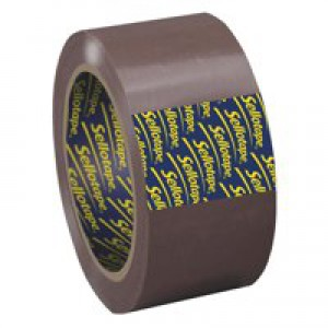 S/Tape Polyprop Tpe 50mm X 66M Buff 2456