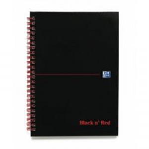 Black N Red A5 Wbd Bk Matt Blk 100080192