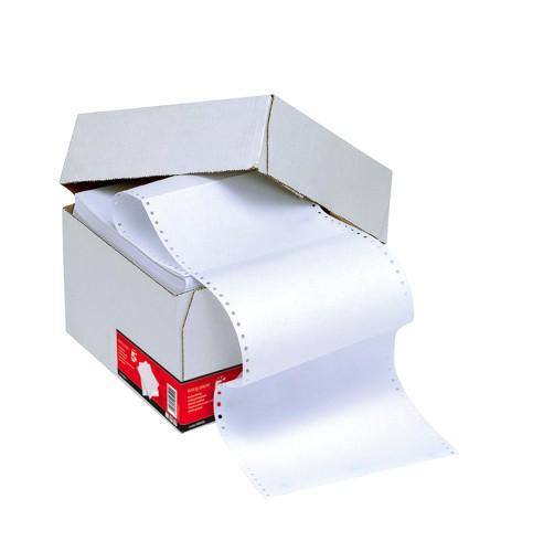 5 Star L/Paper 11x368 60gm Plain Bx2000