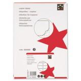 5 Star Copier Labels 105x37mm 100 Shts
