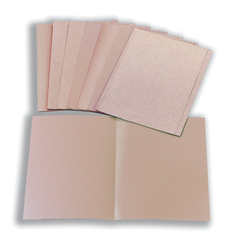 5 Star Sq Cut Folder Kraft 170g Fcp Buff