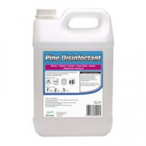 2Work Pine Disinfectant 5 Litre 204 2W03986