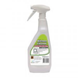 2Work Kitchen Cleaner Degreaser 750ml (Pk 1) 2W03987