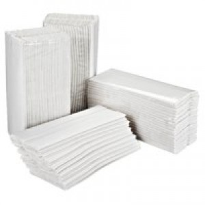 2Work C-Fold Hand Towel 2-Ply White 310x225mm Pack of 2355 HT3000