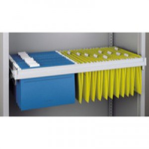Bisley Roll-out Filing Frame for Cupboard Grey Ref BRFA