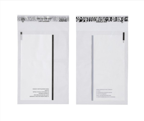 PostSafe LightWeight Envelopes Polythene Clear C4 W235xH310mm Peel and Seal Ref P19 [Pack 100]