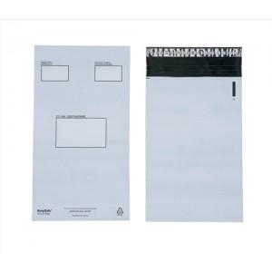 Keepsafe Envelope Extra Strong Polythene Opaque C5 W165xH240mm Peel & Seal Ref KSV-MO1 [Box 100]