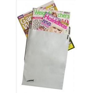 Keepsafe LightWeight Envelope Polythene Opaque C3 W335xH430mm Peel & Seal Ref KSV-L3 [Pack 100]