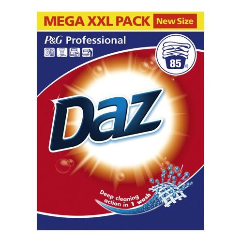 Daz Washing Powder Mega XXL Box 85 Washes