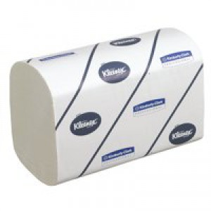 Kleenex Ultra Hand Towel Folded Medium Case 15 Code 6778