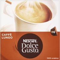 Nescafe Caffe lungo for Nescafe Dolce Gusto Machine Code 12019900
