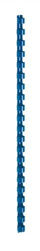 5 Star Plastic Combs A4 10mm Blue Pk100