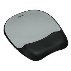 Fellowes Memory Mouse Wrist Rest Streak Code 9175801