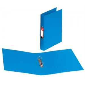 5 Star Ring Binder PVC 2 O-Ring Size 25mm A4 Blue [Pack 10]