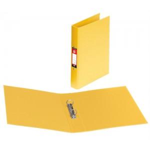 5 Star 2R/Binder A4 PVC Yellow