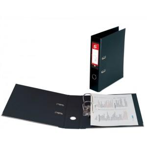 5 Star Premier PVC L/Arch File A4 Black