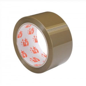 5 Star Packing Tape 50mmX66M Buff