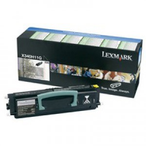 Lexmark X340/X342 Return Programme High Yield Toner Cartridge Black X340H11G