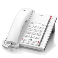 BT Converse 2200 Telephone Wall-mountable 10 Number Memory White Ref 040207