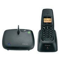 Image for BT Elements Telephone Cordless with Keypad Lock 1000m Range 50 SMS Store 50 Speed Dials Ref Elements