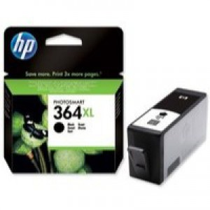 HP No.364XL Inkjet Toner Cartridge Page Yield 550pp Black Code CN684EE