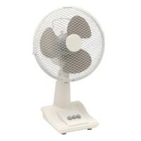 Image for 5 Star Facilities Desk Fan Oscillating Tilt and Lock 48.5Db 3 Speed H480mm Dia.305mm