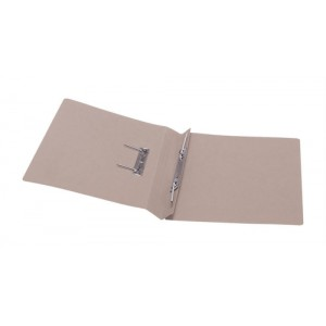 5 Star Transfer Spring File 315gsm 38mm Foolscap Buff [Pack 50]