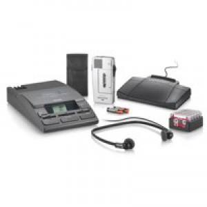 Philips Dictation Starter Kit Complete including 720 Transcriber Ref LFH067