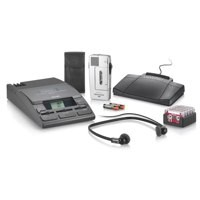 Philips Dictation Starter Kit Complete including 720 Transcriber Ref LFH067