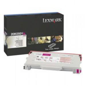 Lexmark C510 Standard Yield Toner Cartridge Magenta 20K0501