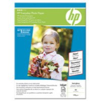 Hewlett Packard Everyday Photo Paper Gloss A4 White Pack of 25 Q5451A
