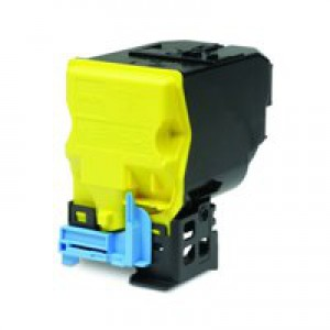Epson C3900N Laser Toner Cartridge Yellow C13S050590